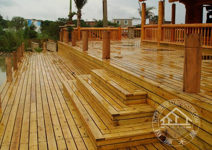 户外木板地板_木栈道_广东更专业的木屋设计-全国更