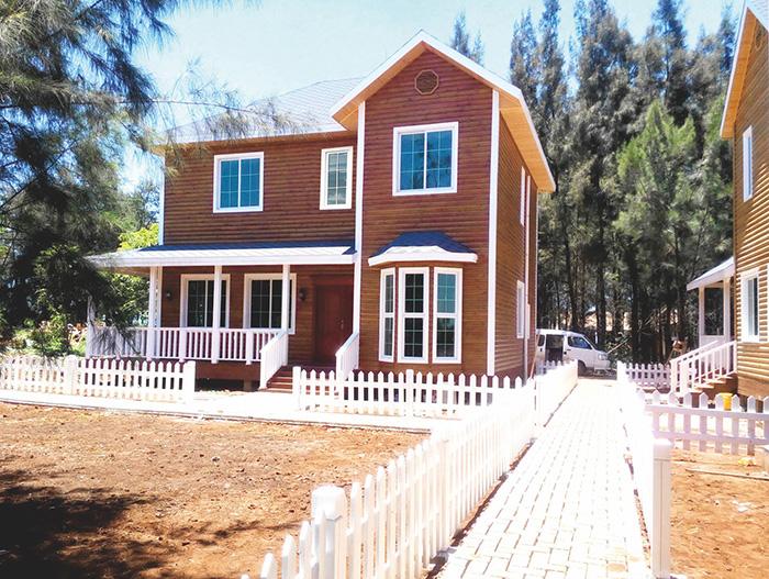 澄迈度假木屋别墅 轻型木结构 广东更专业的木屋设计 全国更专业的木