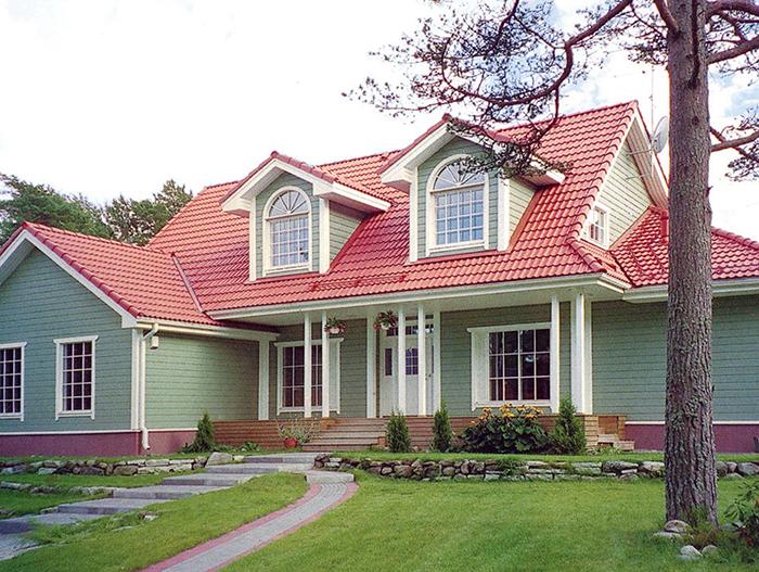 轻型木屋12_轻型木结构