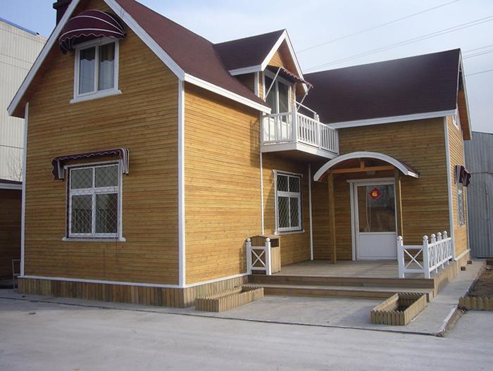 轻型木屋13_轻型木结构