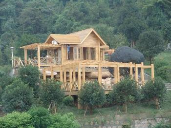 中式木屋_广东更专业的木屋设计-全国更专业的木屋