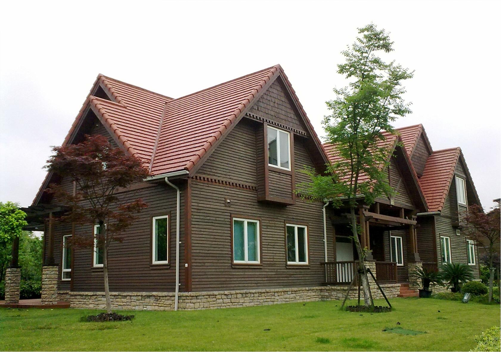 轻型木屋22_轻型木结构